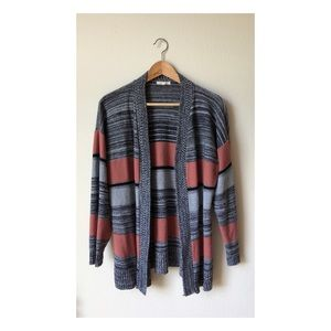 Maurice's Aztec Striped Sweater